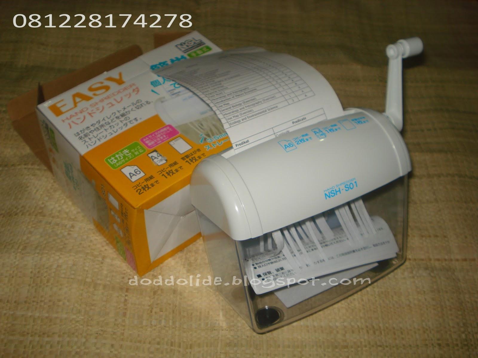 Paper Shredder For Quilling Mini Paper Shredder Untuk