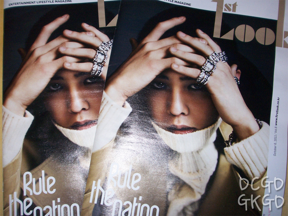 G-Dragon  Photos - Page 2 Gdragon-1st-look-magazine-scans_100