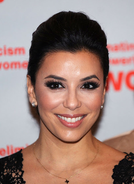 Eva Longoria Gets Lacy hot