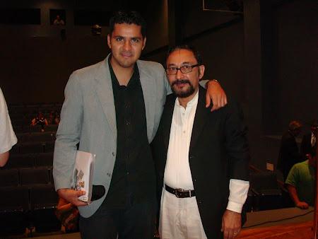 Juan Carlos Olivas, Costa Rica; André Cruchaga.