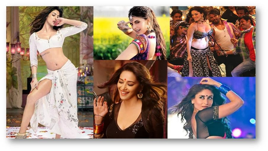 Bollywood Item Girls, Item Girls, Item Girls in Bollywood