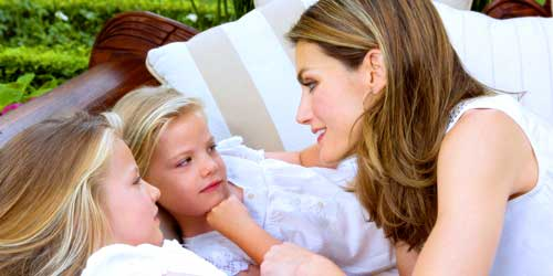 letizia ortiz princesa infantas