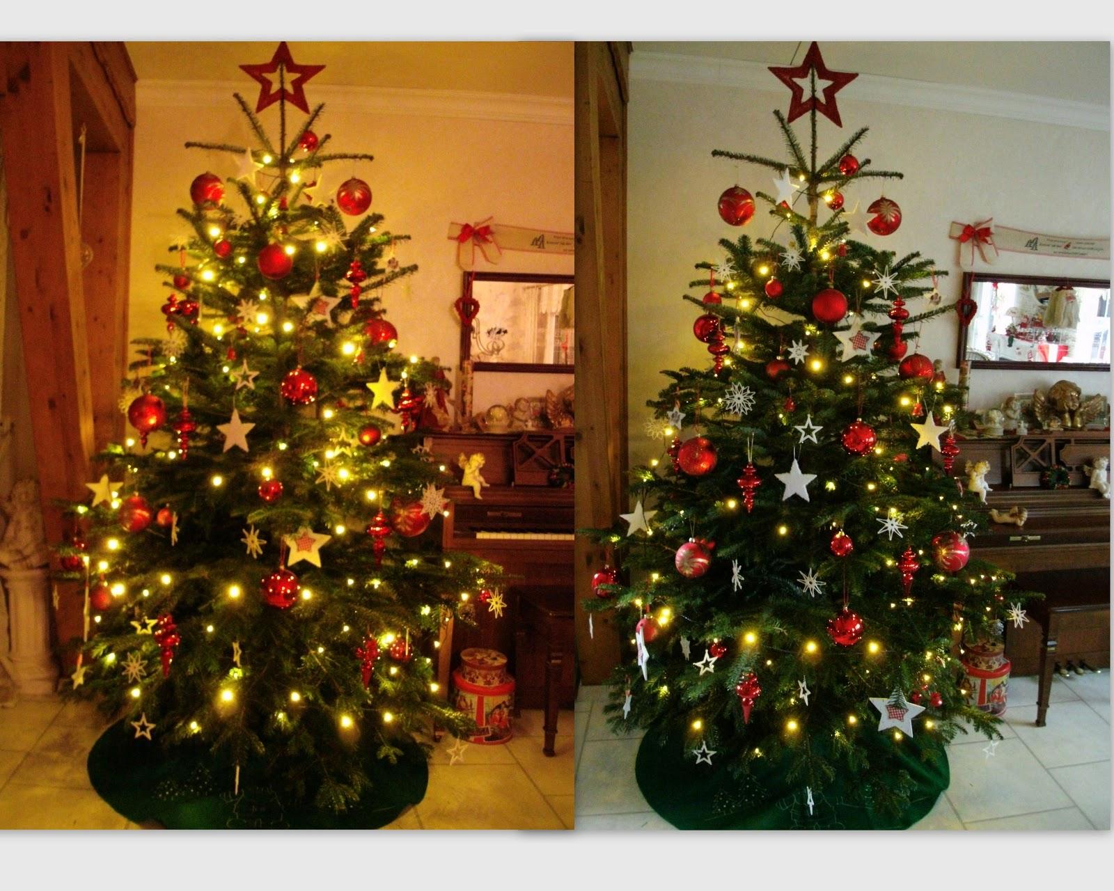 meine engelwerkstatt unser weihnachtsbaum 2012. Black Bedroom Furniture Sets. Home Design Ideas