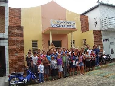 Templo da II Igreja Congregacional de Guarabira