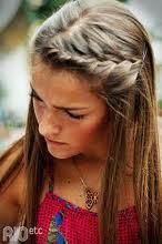 penteados de cabelo liso
