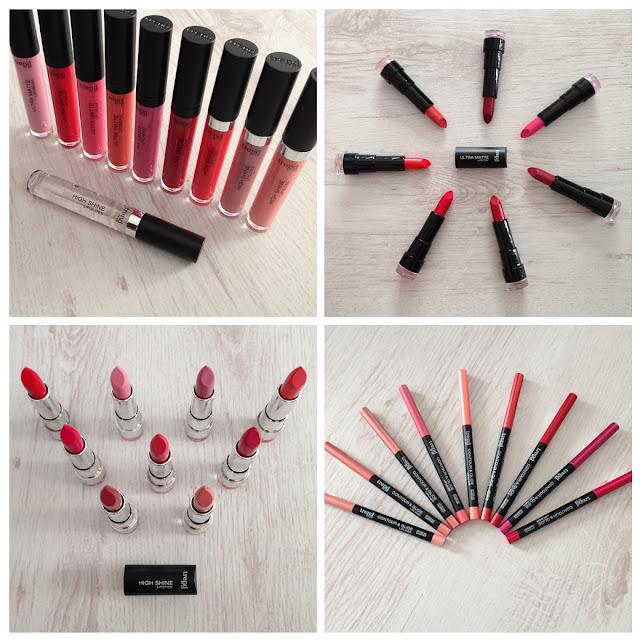 trend it up dm drogeriemarkt neue Eigenmarke lippen farbe lipstick lipgloss