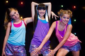 Tanzen ist alles :)
