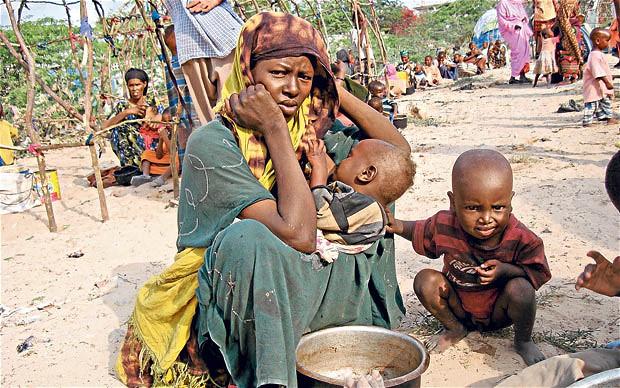 Sedih Tgk Gambar Penderitaan Rakyat Somalia Setiap Minit