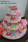 Cupcakes Hias on tier