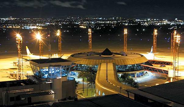 Aeroporto JK Brasilia