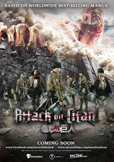 Sinopsis Film Attack on Titan Part 1