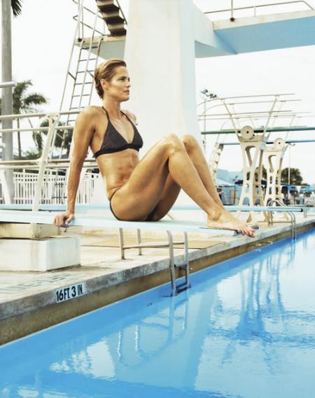 Top 10 Sexiest Women Swimmers Alive 2012 Dara Torres