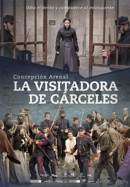 Capitulos de: Concepción Arenal, la visitadora de cárceles