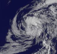 Ex-Tropischer Sturm DEBBY jetzt als Rainmaker bei Bermuda, Debby, Bermudas, aktuell, Satellitenbild Satellitenbilder, Radar Doppler Radar, Hurrikansaison 2012, Atlantische Hurrikansaison, Juni, 2012,