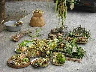 Banten Tawur Kesanga Kecil