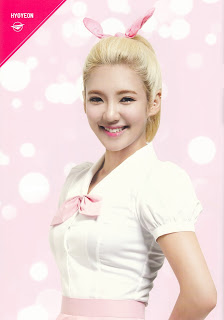 SNSD Hyoyeon 2013 Girls' Generation World Tour Girls & Peace