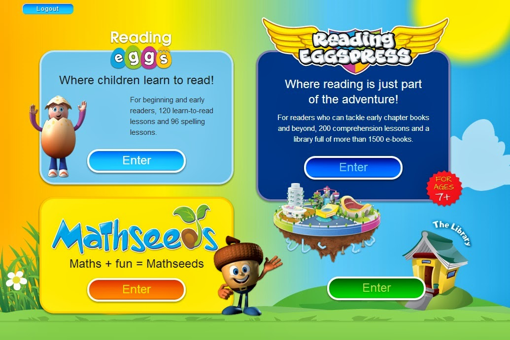 Reading Eggs, Homeschooling, Primary Education Resources