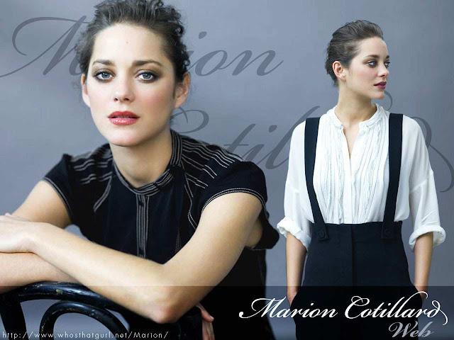 Marion Cotillard  face