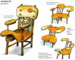 Cikgu Seni Reka Bentuk Industri Ergonomic