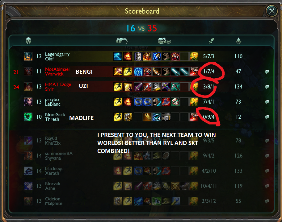 how to stop lag when reording on league of legends
