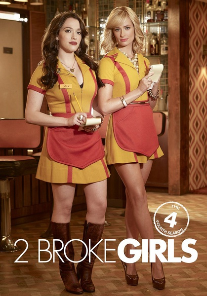 2 Broke Girls - Saison 4