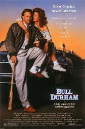Bull Durham, Peliculas de los 80s