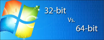 windows 7 32bit dan 64bit