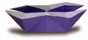 Hướng dẫn cách gấp thuyền đôi bằng giấy đơn giản - Xếp hình Origami với Video clip - How to make a twin Boat