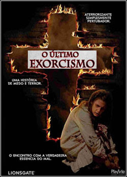Download - O Último Exorcismo DVDRip - AVI - Dual Áudio