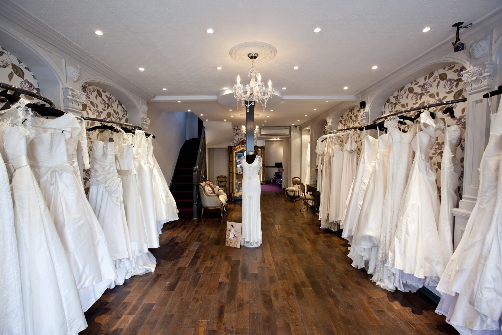 My wedding workshop clifton wedding walk for Shop online wedding dresses