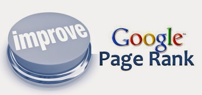 improve google page rank