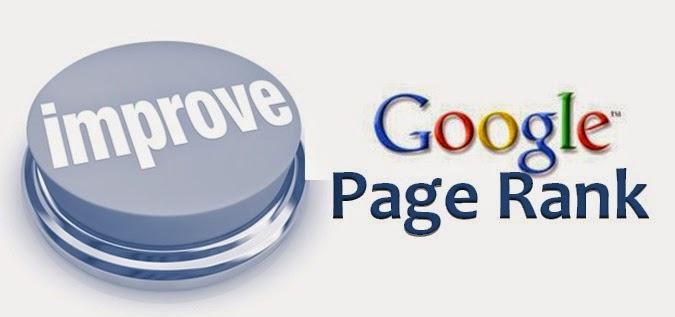 improve google page rank