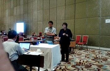 Presentasi Pellet Indigofera di Kementrian tgl 9 Desember 2013