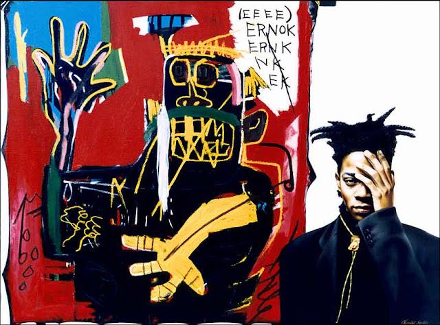 Artistas urbanos: Basquiat