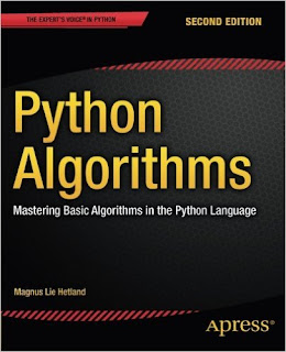Good book to learn Algorithms in Python