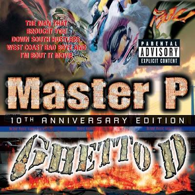Master P – Ghetto D (10th Anniversary Edition 2CD) (1997-2007) (FLAC + 320 kbps)