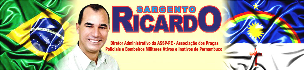 BLOG DO SARGENTO RICARDO