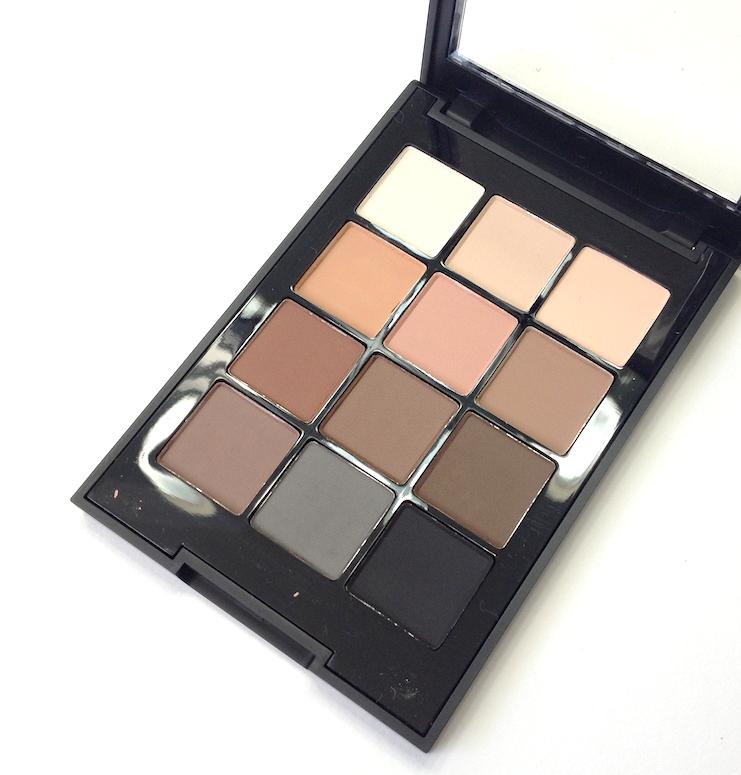 Maggie's Makeup: Sonia Kashuk Eye on Neutral Matte Palette