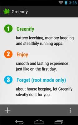 Release App Tool Greenify.Apk