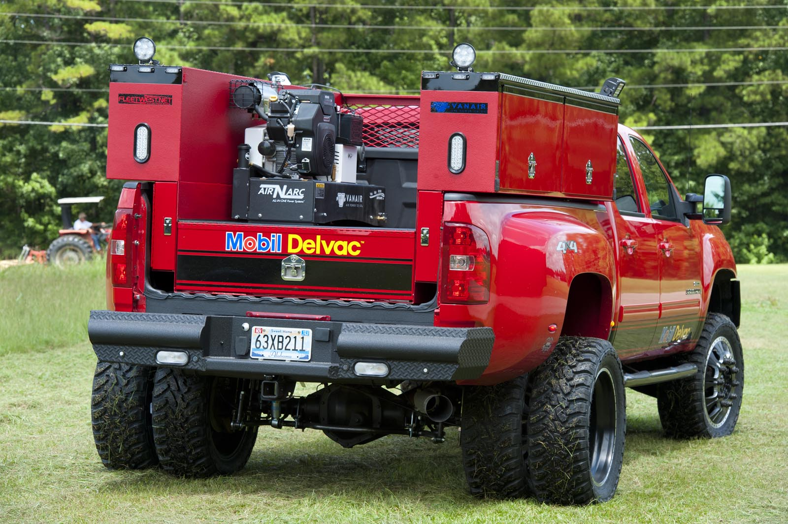 Utility Boxes For Pickup Trucks Pickup Truck Utility Service