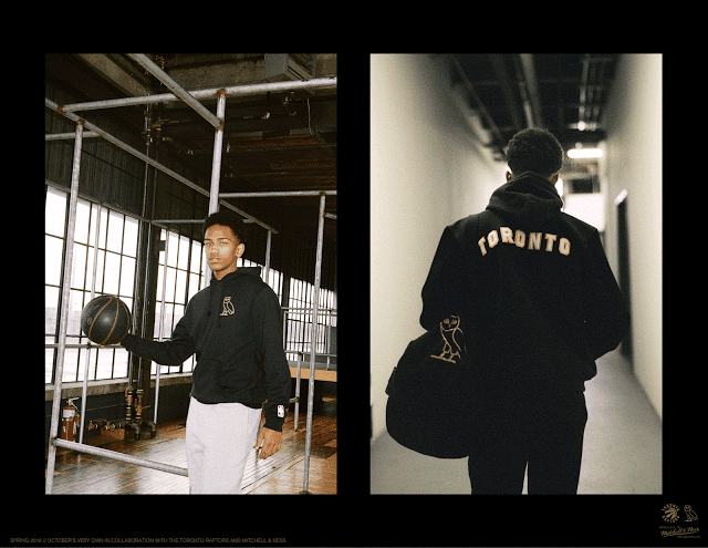 OVO drake raptors spring 2016 collection team drizzy views from the 6 toronto streetwear octobers very own