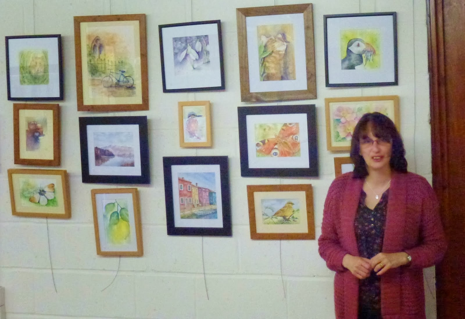 First Solo Exhibition 2012