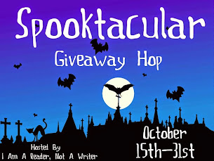 Spooktacular Giveaway Hop--$15 Amazon Gift Card!