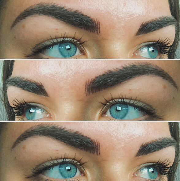 Feather Touch Eyebrow Tattooing