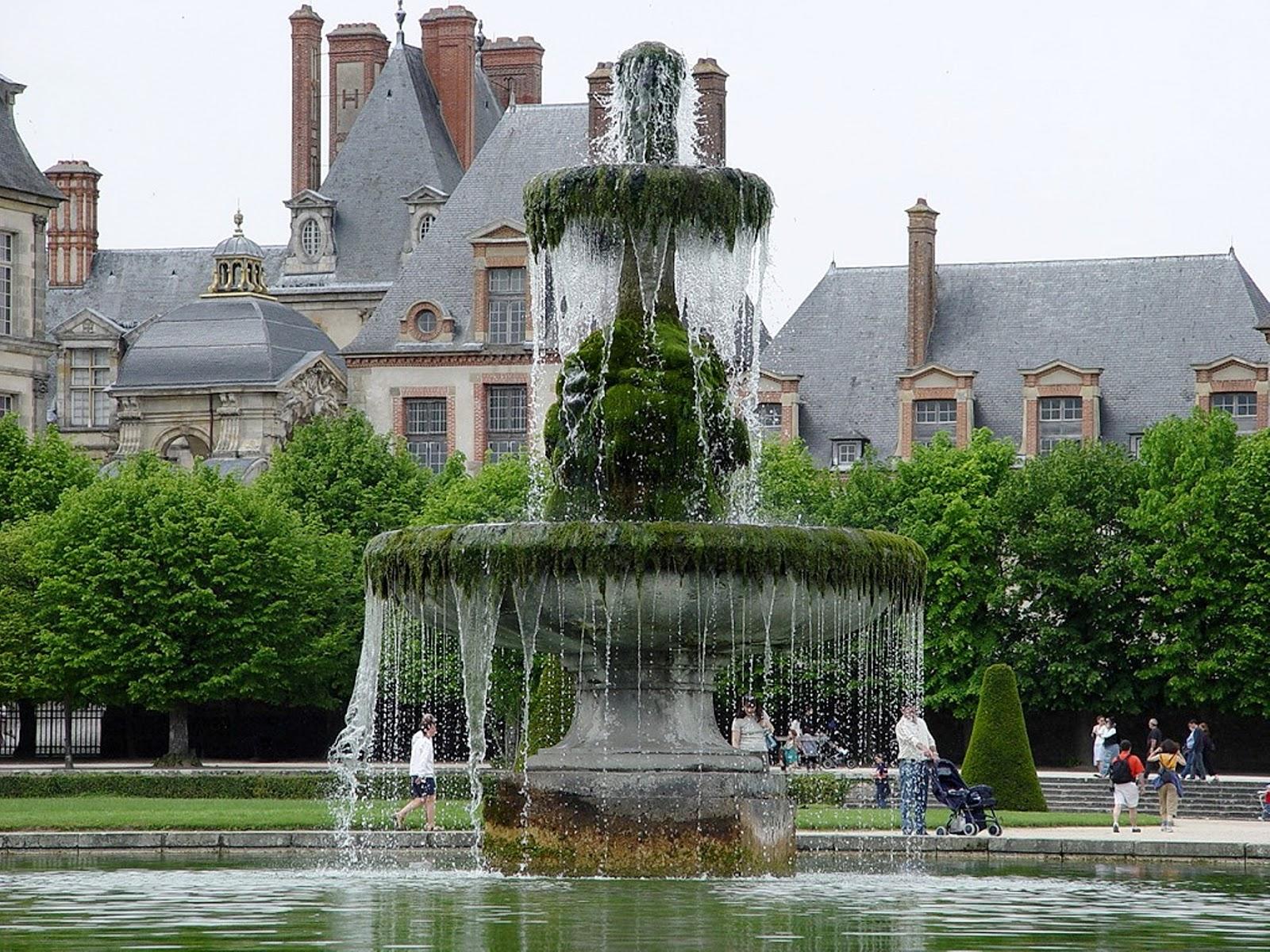 Fontainebleau France  city images : ... Fontainebleau. A voyage to Fontainebleau, Île de France, France