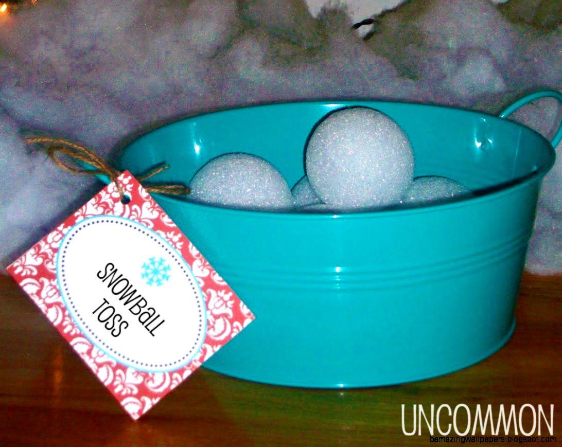 Winter Wonderland Birthday   Uncommon Designs