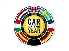 Победителите в конкурса Car of the Year в Европа