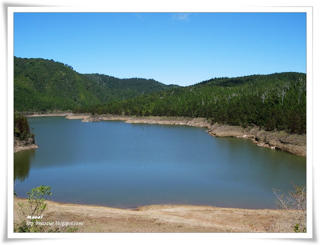 宜蘭太平山國家森林遊樂區-翠峰湖2