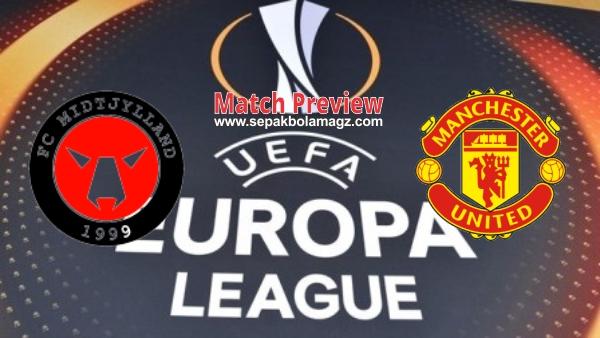 Manchester United Perkenalkan Lawannya di Liga Europa: FC Midtjylland