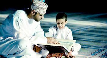 MENDIDIK ANAK SECARA ISLAMI